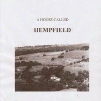 "Booklet "" A House called Hempfield"" by  AJS :  2001 & Estate Agent Details."