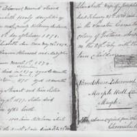 Miscellaneous information relating to Bradshaw Isherwoods