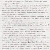 Newspaper Articles 1899 - 1907