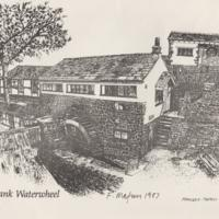 Drawings of Forge Bank Mill by P. Linnell,  F. Mafrici & A J Pass