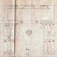 Plan of Old Church/Gallery