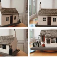Material on Dan Bank Toll House