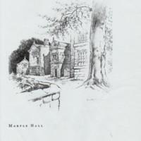 Extracts : Romantic Cheshire 1930 : J Cuming Walters : Marple & Hall
