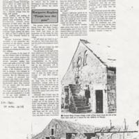 Newspaper articles relating to Education in  Marple 1827 - 1979