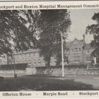 Offerton House Leaflet : Undated