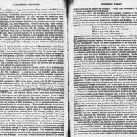 Bagshaw's  Directory of Cheshire : 1850