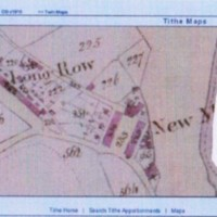 Maps showing the Lime Kilns from 1850 - 2006