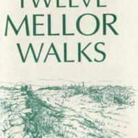 Booklet : Twelve Mellor Walks : Mellor Society : 1993