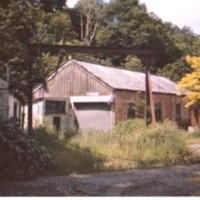 Old  Factory Buildings, Lea Road (Tin Plate Works) : 1991 & 1997