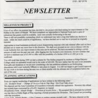 Marple Civic Society Newsletters & Annual Reports
