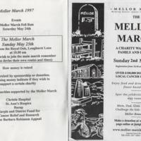 Flyers : The Mellor March : Various Dates