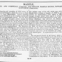 Slater's Trade Directory : 1883