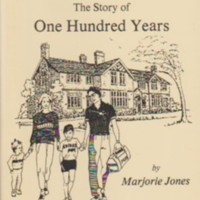 Booklet : The Story of One Hundred Years : Manchester Cathedral Country Home