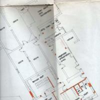 Floor Plan for Children's Orthopaedic Hospital, Marple : 1979