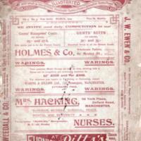 Faces & Places Magazine : March 1904