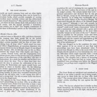 Court Case 1662 : Report from Diocesan Records