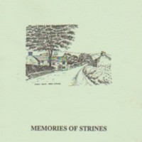 Booklet : Memories of Strines by J W Taylor : 1986