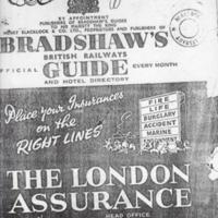 Bradshaw's British Rail Guide 1948