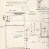 Clough Mill : Plans & Elevations (Ruin) : 1973