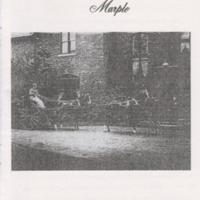 Booklet : Rose Hill House Marple by Kate Cooper