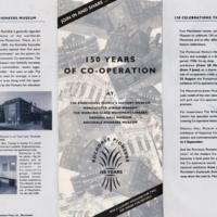 Leaflet :   150 years of Co-operation : 1994