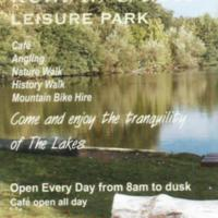 Miscellaneous material on Roman Lakes Leisure Park