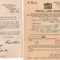 Land Rent  for Nab Croft and Bowden Bank