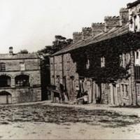 Material on Stone Row, Marple