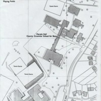 Location maps of Marple School