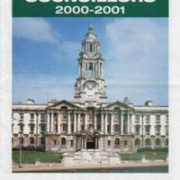 Guide to Stockport Councillors 2000 - 2001