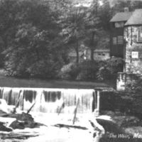 Written account of Corn Mill at Marple Bridge