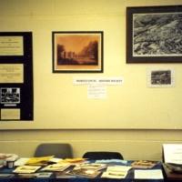 Millennium Exhibition at Marple Library