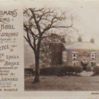 Ann Hearle Postcard  Collection : Local Views &  Events