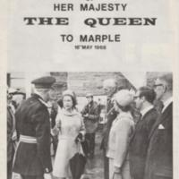 Visit of Queen to Marple 1968
