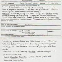 Holly Head Bleachworks : Industrial Archaeology Report Card