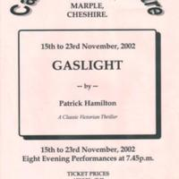 Flyers / Programmes for Carver Theatre Productions