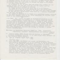 Mellor School : Handwritten Booklet : 1879