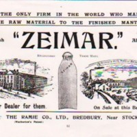 The Ramie Co Limited  : Zeimar Mantles