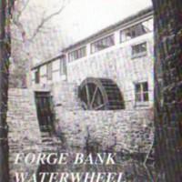 Booklet : Forge Bank Waterwheel : Jean Curtis