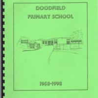 Doodfield Primary School 1968 - 1998
