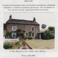 Estate Agents Details & Misc.Information for The Blackberries