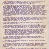 Information on Peak Forest Canal : Arthur Hulme