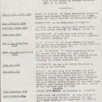 Legal Research relating to Holly Head Bleach Works  1786 - 1929