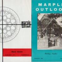 Marple Outlook Magazine : 60's & 1970