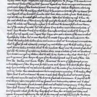 Samuel Hodgkinson Last Will & Testament : 1898