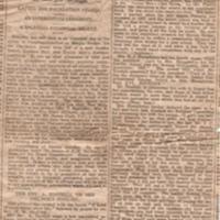 Newspaper cuttings : Marple Bridge United Reformed Church from 1905