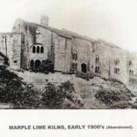 Photographs of Lime Kilns and Surroundings : Early 1900's - 2013
