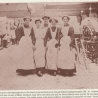 Misc. Photographs & Typed document on Bothams Hall Farm in Longendale