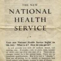 National Health Insurance documents