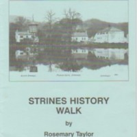 Booklet : Strines History Walk by Rosemary Taylor : 1995